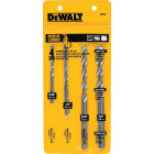 DeWalt Masonry Drill Bit Set (4-Pieces) Image 1