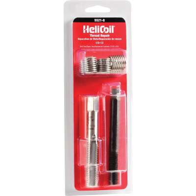 HeliCoil 1/2-13 Stainless Steel Thread Repair Kit
