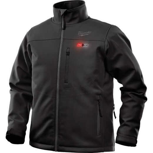 Milwaukee M12 XL Black Cordless Heated Jacket Kit